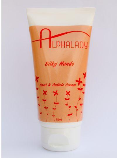 Silky Hands Alphalady handcrème