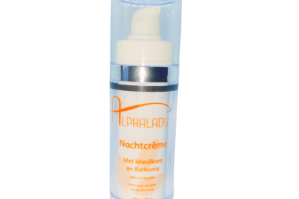 Alphalady night cream for all skin types